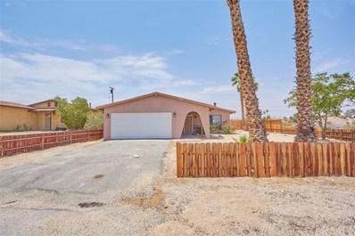 5616 Cahuilla Avenue, 29 Palms, CA 92277 - MLS#: PW17274358