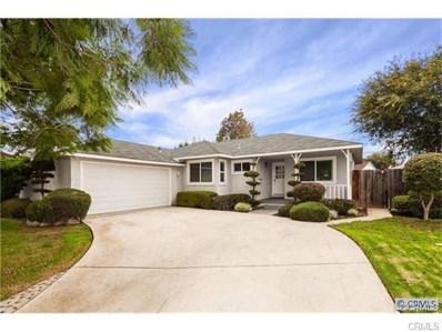 207 Santa Clara Place, Fullerton, CA 92831 - MLS#: PW17274518