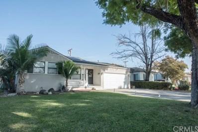14823 Anaconda Street, Whittier, CA 90603 - MLS#: PW17276031