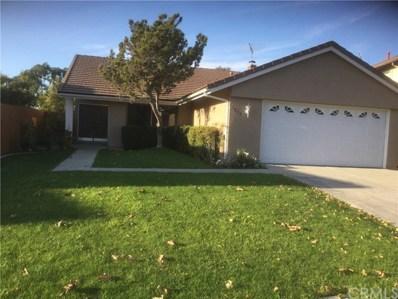 1655 Camden Place, Fullerton, CA 92833 - MLS#: PW17276319