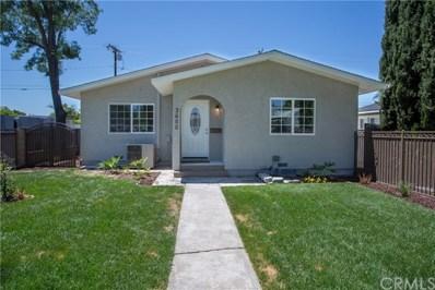 3600 W Flower Avenue, Fullerton, CA 92833 - MLS#: PW17276421