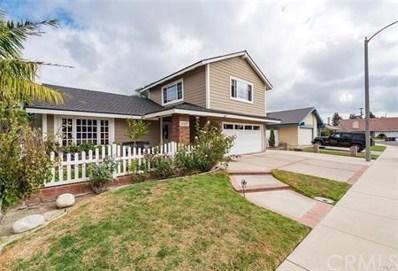 10437 La Ballena Circle, Fountain Valley, CA 92708 - MLS#: PW17276703
