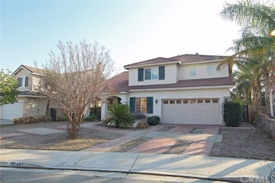 15543 Eastwind Avenue, Fontana, CA 92336 - MLS#: PW17277130