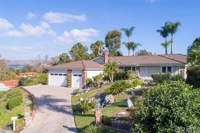 264 S Owens Drive, Anaheim Hills, CA 92808 - MLS#: PW17278154