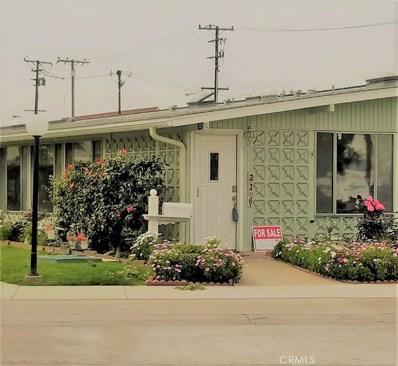 13600 El Dorado UNIT 37G, Seal Beach, CA 90740 - MLS#: PW17279664