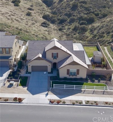 26189 Santiago Canyon Road, Corona, CA 92883 - MLS#: PW17280034