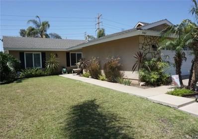 5162 Yearling Avenue, Irvine, CA 92604 - MLS#: PW17280054