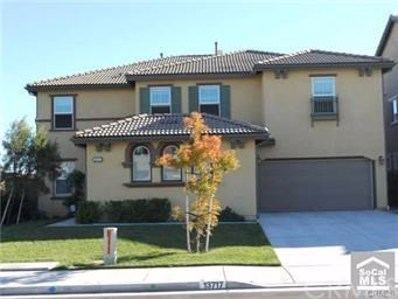 13717 Star Ruby Avenue, Corona, CA 92880 - MLS#: PW17280618