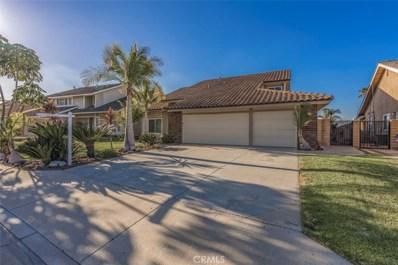 1080 S Burlwood Drive, Anaheim Hills, CA 92807 - MLS#: PW17280919