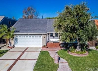 6129 E Camino Correr, Anaheim Hills, CA 92807 - MLS#: PW18000244