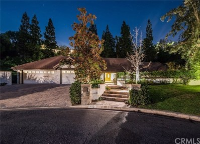 1812 Overview Circle, North Tustin, CA 92705 - MLS#: PW18000327