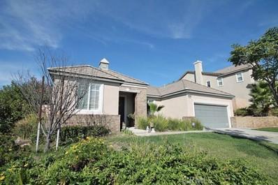 27744 Whittington Road, Menifee, CA 92584 - MLS#: PW18001571