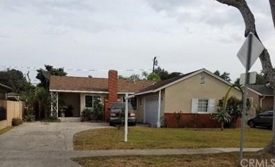 1509 Park Drive, Santa Ana, CA 92707 - MLS#: PW18001789