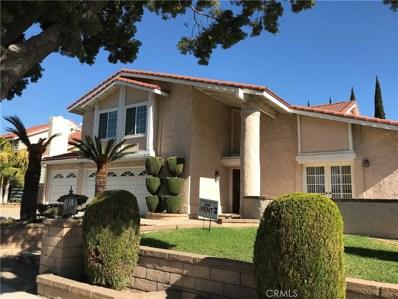 1718 Fairford Drive, Fullerton, CA 92833 - MLS#: PW18001889