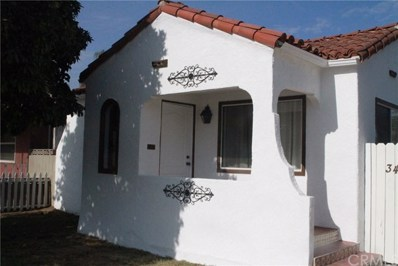 343 E 56th Street, Long Beach, CA 90805 - MLS#: PW18001917
