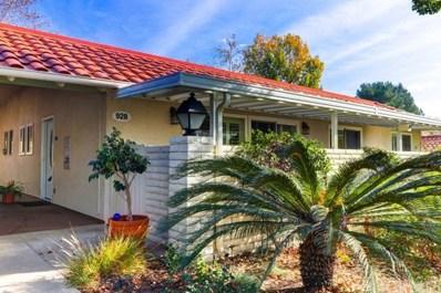 928 Avenida Majorca Unit P, Laguna Woods, CA 92637 - MLS#: PW18002403