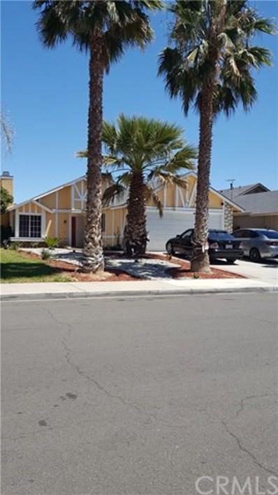 582 Prairie Way, Perris, CA 92571 - MLS#: PW18003736
