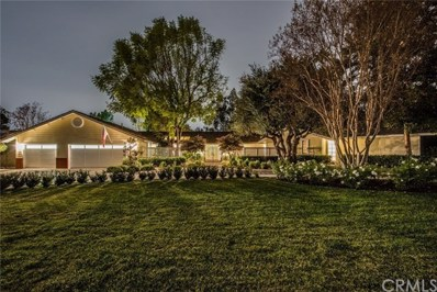 1652 Skyline Drive, North Tustin, CA 92705 - MLS#: PW18004735