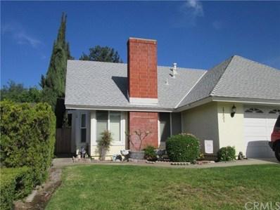 17431 Brooklyn Avenue, Yorba Linda, CA 92886 - MLS#: PW18005330