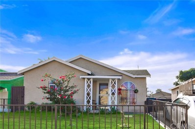 200 E 109th Place, Los Angeles, CA 90061 - MLS#: PW18005582