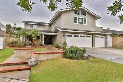13811 Ridgecrest Circle, Tustin, CA 92780 - MLS#: PW18005604