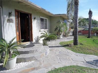 12103 Redberry Street, El Monte, CA 91732 - MLS#: PW18006119