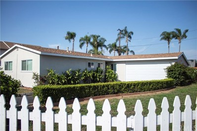 2252 Federal Avenue, Costa Mesa, CA 92627 - MLS#: PW18006965
