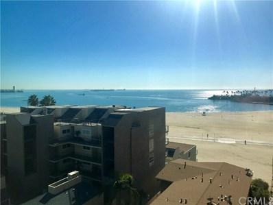 1030 E Ocean Boulevard UNIT 701, Long Beach, CA 90802 - MLS#: PW18007558