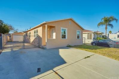 852 Bunker Hill Drive, San Bernardino, CA 92410 - MLS#: PW18007688
