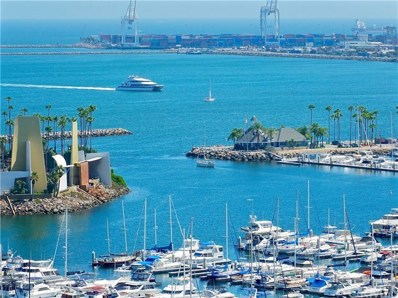 850 E Ocean Boulevard UNIT 911, Long Beach, CA 90802 - MLS#: PW18007838