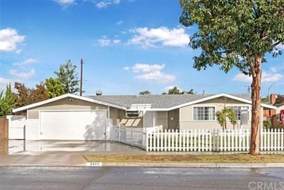2609 W. Palais Road, Anaheim, CA 92804 - MLS#: PW18007997