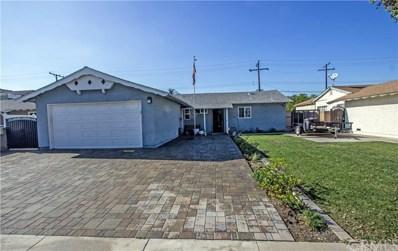 917 S Roanne Street, Anaheim, CA 92804 - MLS#: PW18008218