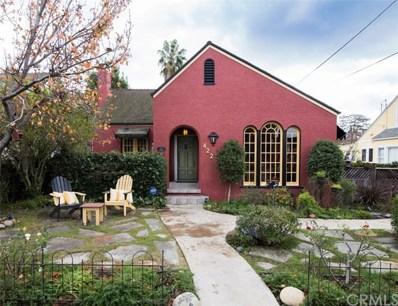 422 W Santa Clara Avenue, Santa Ana, CA 92706 - MLS#: PW18008847