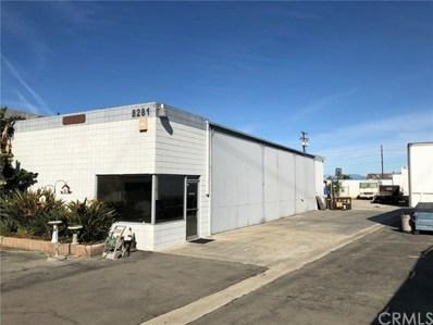 8281 Monroe Avenue, Stanton, CA 90680 - MLS#: PW18009588