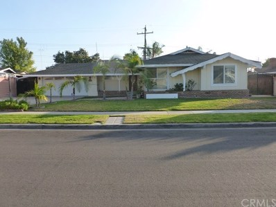 2608 W Chanticleer Road, Anaheim, CA 92804 - MLS#: PW18010082