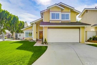 123 Cinnamon Ridge Road, Brea, CA 92821 - MLS#: PW18012084