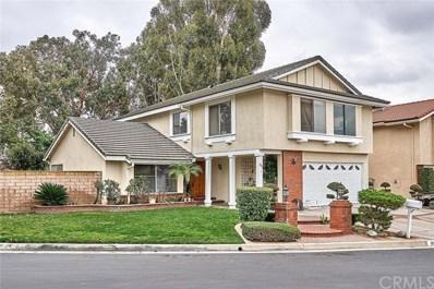 1656 Camden Place, Fullerton, CA 92833 - MLS#: PW18014996