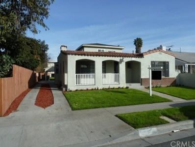 1713 E 124th Street, Compton, CA 90222 - MLS#: PW18016203