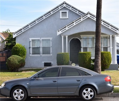 3922 2nd Avenue, Leimert Park, CA 90008 - MLS#: PW18016204