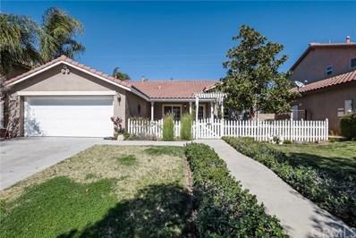 160 Goldenrod Avenue, Perris, CA 92570 - MLS#: PW18016444