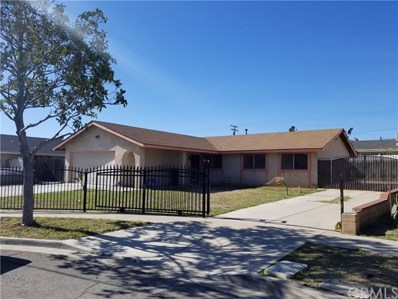 7714 Madrona Court, Fontana, CA 92336 - MLS#: PW18017168