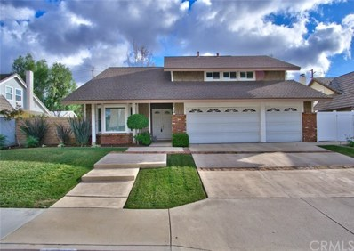 20754 Begonia Drive, Yorba Linda, CA 92887 - MLS#: PW18018104