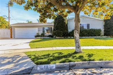 1019 Wakefield Avenue, Corona, CA 92882 - MLS#: PW18018185