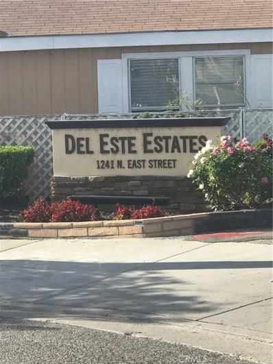 1241 N Ea Street UNIT 64, Anaheim, CA 92805 - MLS#: PW18018215