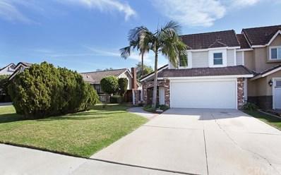 8462 E Saratoga Street, Anaheim Hills, CA 92808 - MLS#: PW18018446