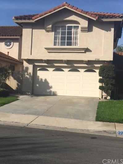 27641 Niguel Village Drive, Laguna Niguel, CA 92677 - MLS#: PW18018557