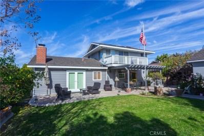 1614 Skyline Drive, Fullerton, CA 92831 - MLS#: PW18018598