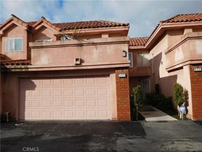 1226 S Western Avenue UNIT 110, Anaheim, CA 92804 - MLS#: PW18018914