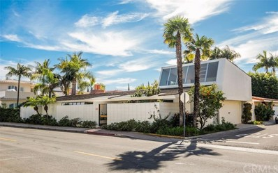 211 Via Lido Nord, Newport Beach, CA 92663 - MLS#: PW18019430