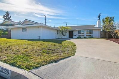 3038 N Sheri Street, Orange, CA 92865 - MLS#: PW18019552